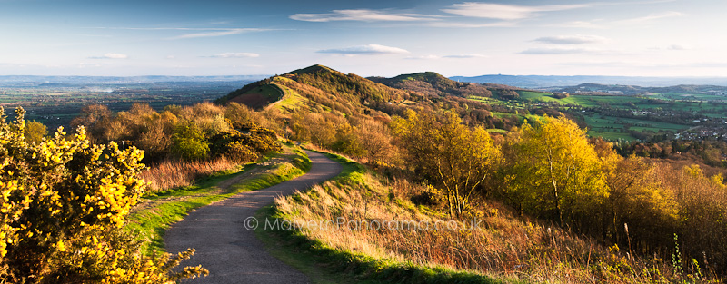 Spring or Autumn - Malvern Hills